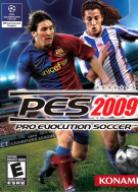 Pro Evolution Soccer 2009: Game Graphic Studio 7.4.0