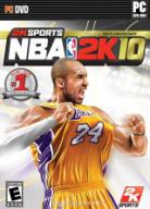NBA 2K10: Savegame (Cavaliers season passed B +)