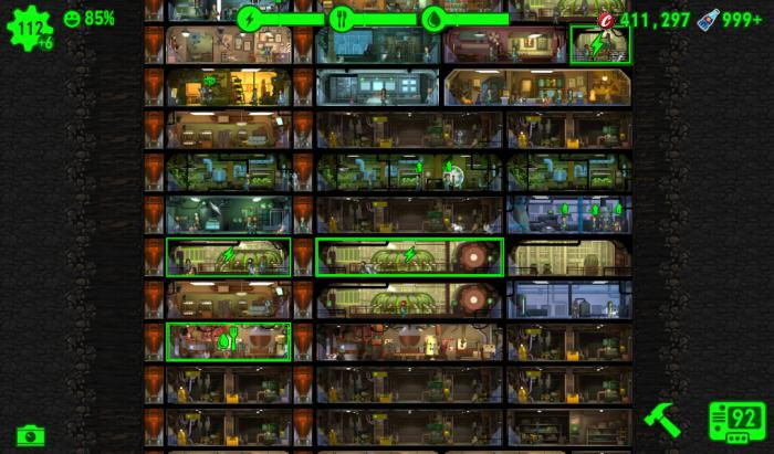 Fallout Shelter: SaveGame (Vault 111)