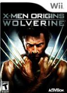 X-Men Origins: Wolverine - Savegame (WII, NORTH AMERICA)