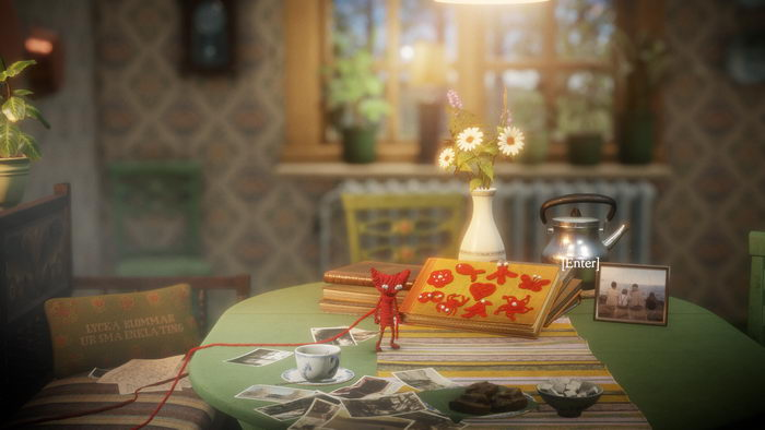 Unravel: Save game (The game done 100%) [Origin]