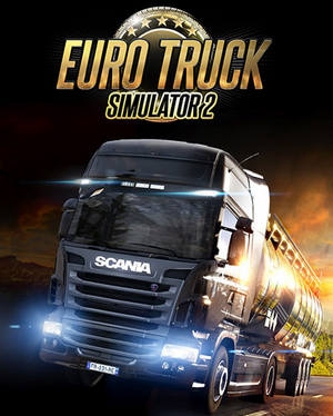 Euro Truck Simulator 2: Save Game (99.99% of the roads, a lot of money, everything is open) [1.36, ALL DLC]