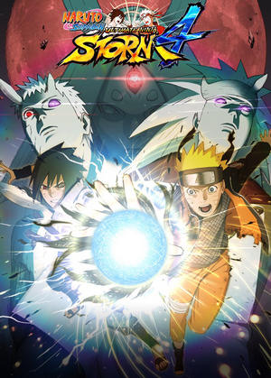 Naruto Shippuden: Ultimate Ninja Storm 4: SaveGame (Completed absolutely everything) [Steam]