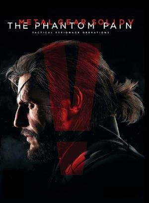 Metal Gear Solid V: The Phantom Pain: Trainer (+26) [1.09] {LinGon}