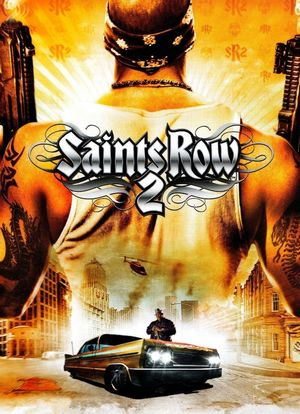 Saints Row 2: Trainer (+6) [Latest Steam] {LIRW / GHL}