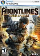 Frontlines: Fuel of War: Cheat Codes