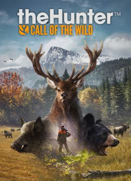 theHunter: Call of the Wild - Trainer +8 v1603223 {MrAntiFun}