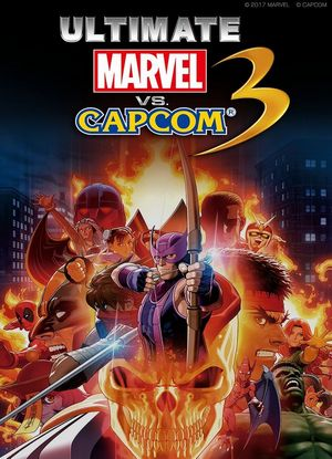 Ultimate Marvel vs. Capcom 3: SaveGame (All Gallery opened, all tasks done 100%)