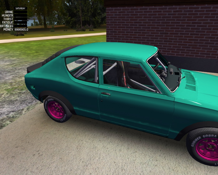 My Summer Car: Save Game (The car is assembled)