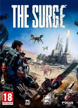 The Surge: Trainer +19 (PATCH #8) {CheatHappens.com}