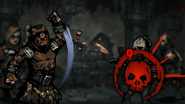 Darkest Dungeon GAME MOD Pit Fighter Class Mod v.1.4