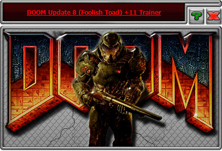 Doom (2016): Trainer +11 Update 8 OpenGL Version {iNvIcTUs oRCuS/HoG}