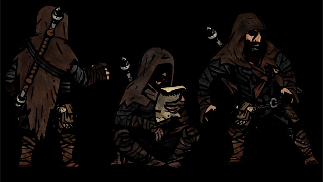 Darkest Dungeon GAME MOD Keeper of Secrets v.1.0