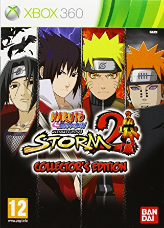 Naruto shippuden ultimate ninja storm 2 sp, ninja info cards and.