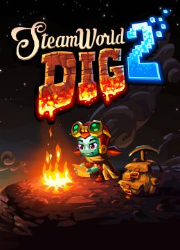 Steamworld Dig 2: Trainer +8 v1.1 {CheatHappens.com}