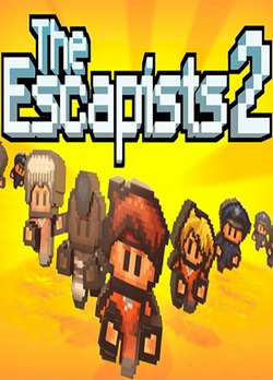 The Escapists 2: Save Game (Rattlesnake Springs)
