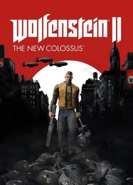 Wolfenstein 2: The New Colossus - SaveGame (The Game done 100%, I Am Death Incarnate)