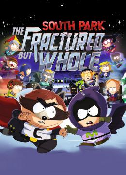 South Park: The Fractured But Whole: Trainer (+9) [1.0] {FLiNG}