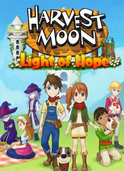 Harvest Moon: Light Of Hope - Trainer +4 v1.0.1 {CheatHappens.com}