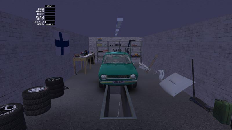 My Summer Car: Save Game (Fully assembled car)