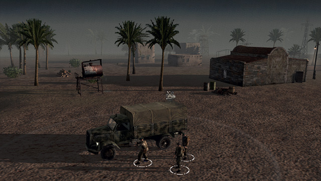 Men of War: Assault Squad 2 GAME MOD Commandos Missions v. Demo