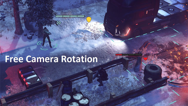 XCOM 2 GAME MOD Free Camera Rotation v.2.1