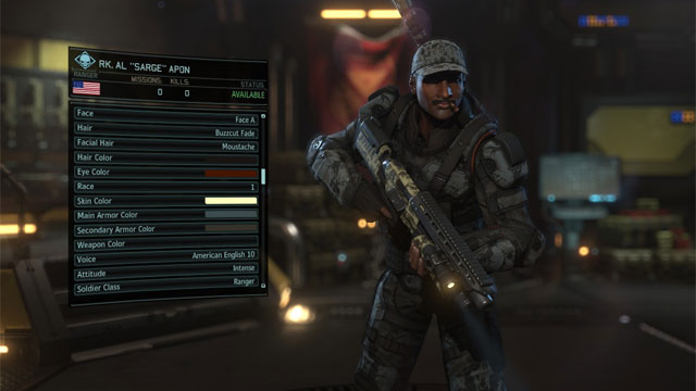 XCOM 2 GAME MOD Aliens 2nd Battalion Bravo Team - Character Pool v.3.0