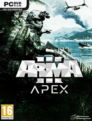 Arma 3 Apex: Tac-Ops - Trainer +8 v1.80 {FutureX}