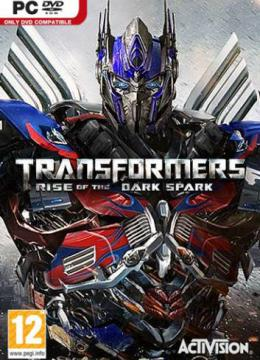 Transformers: Rise of the Dark Spark: Save Game (The game done 100%)