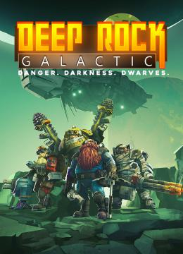 Deep Rock Galactic: Trainer +18 v0.19.21572.0 {CheatHappens.com}