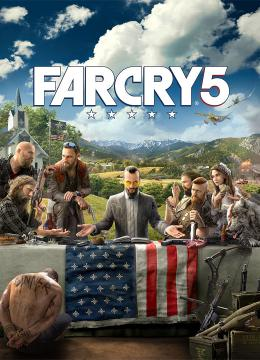 Far Cry 5: Trainer +9 v1.08 {MrAntiFun}