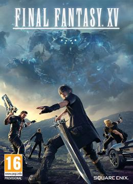 Final Fantasy 15: Save Game (The game done 100%, 120 lvl, NG+) [CPY]