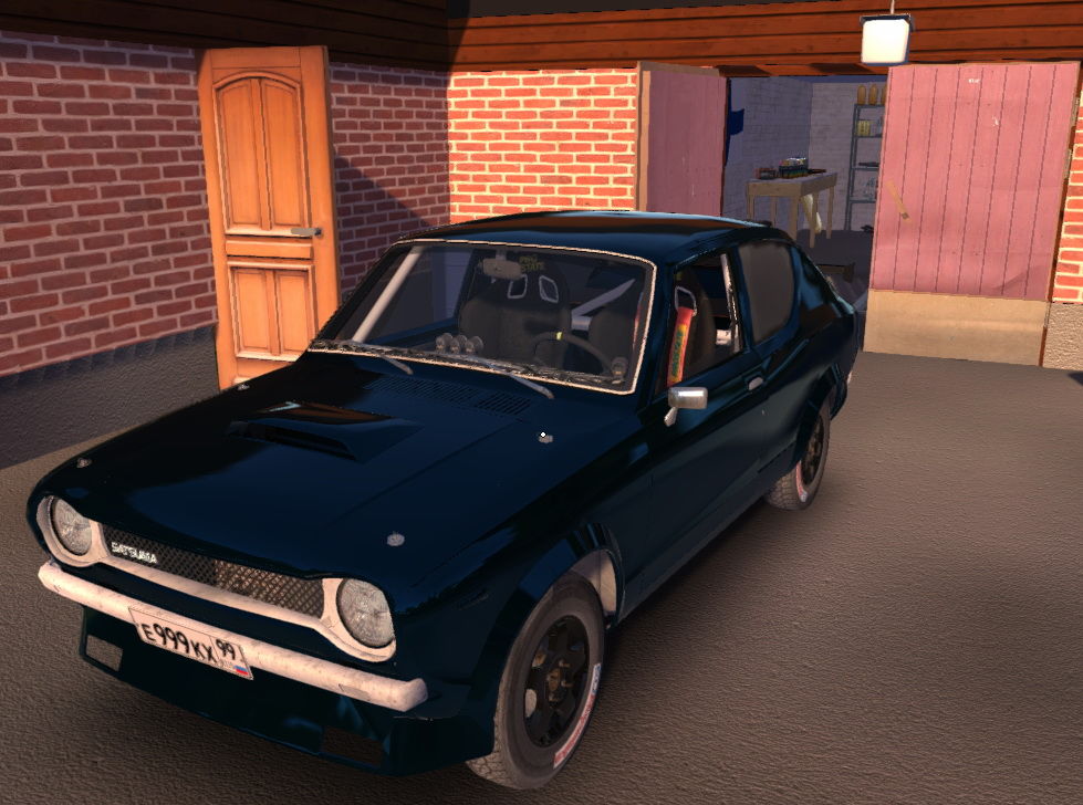 My Summer Car: Save Game (a full tuning)