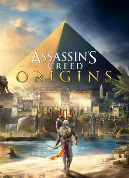 Assassin's Creed: Origins: Save Game (The game + DLC done 100%)
