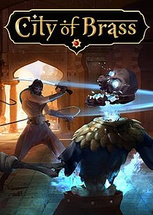 City of Brass: Save Game (The game done 100%)