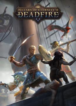 Pillars of Eternity 2: Deadfire - Trainer +15 v1.0.1 {FLiNG}
