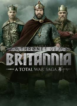 Total War Saga: Thrones of Britannia - Trainer +8 v1.0.0 {MrAntiFun}