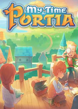My Time at Portia: Trainer +9 v2.0.134241 {MrAntiFun}
