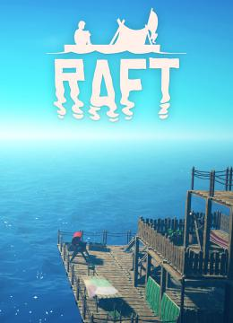 Raft: Trainer +5 v0 Steam {MrAntiFun}