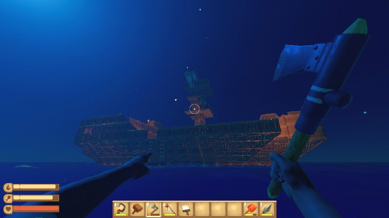 Raft: Save Game (Huge Ship) - Download - GTrainers