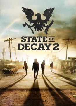 State of Decay 2: Trainer +11 v1.3524.98.2 {MrAntiFun}