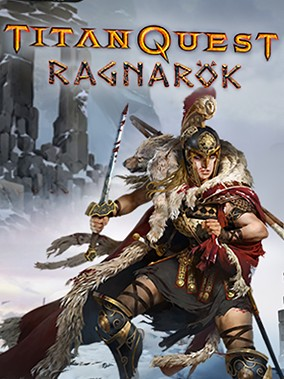Titan Quest - Ragnarok: Save Game (Legend, without the choice of