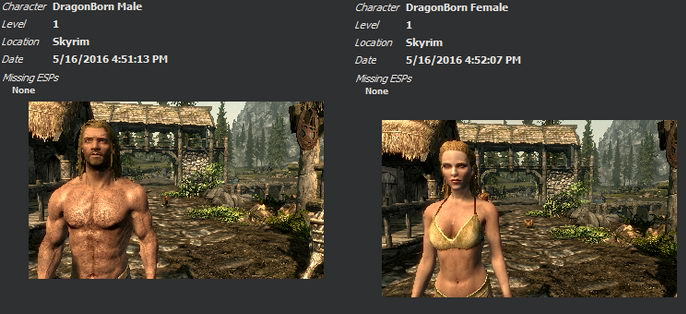 The Elder Scrolls 5: Skyrim - Finished Tutorial Save Game