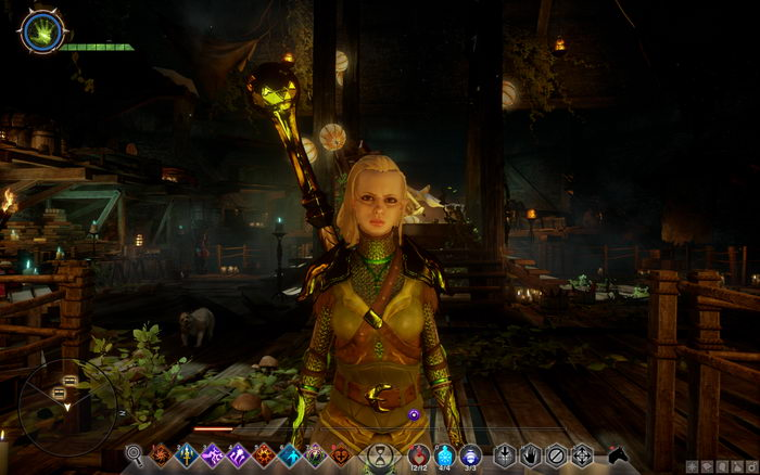 Dragon Age: Inquisition: Rihra Lavellan Completed SaveGame