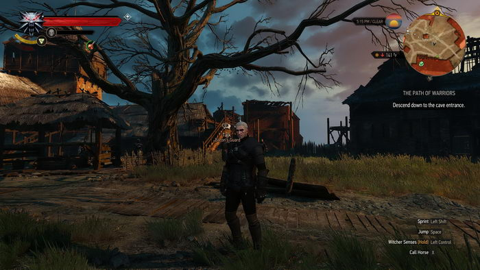 The Witcher 3: Wild Hunt - Blood and Wine ready (lv39)