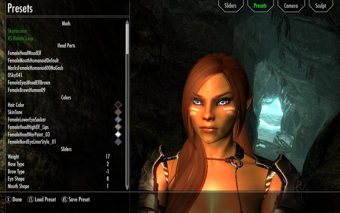 The Elder Scrolls 5: Skyrim: Level I Save game Collection