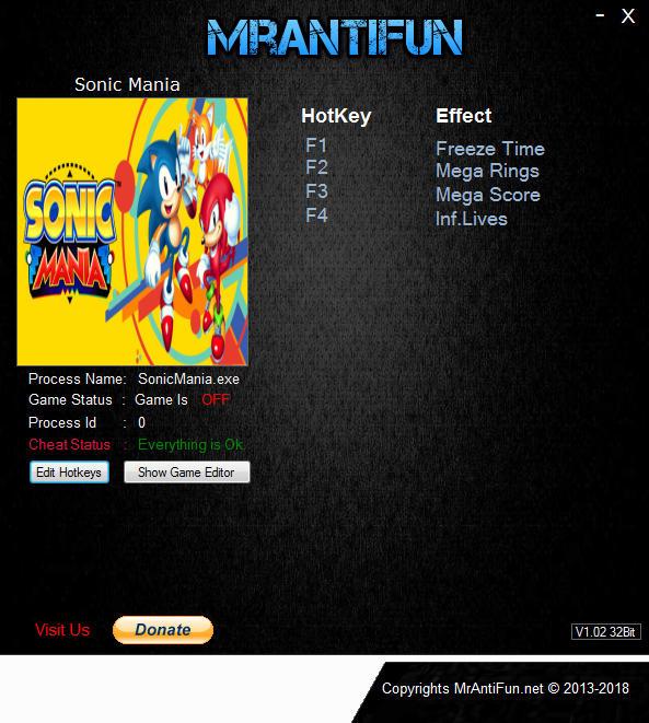 ⚡ Sonic mania plus pc save file | Sonic Mania Plus 100