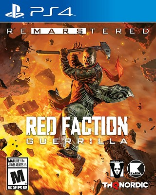Red Faction: Guerrilla Re-Mars-tered - Save Game (The game done 100%, 27 checkpoints) {condemned123}