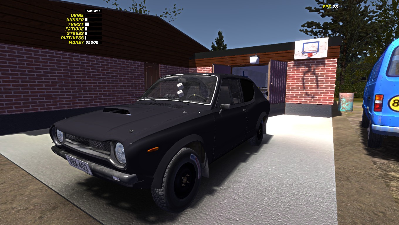 My Summer Car Save Game Black Satsuma 100k Money Almost Complete