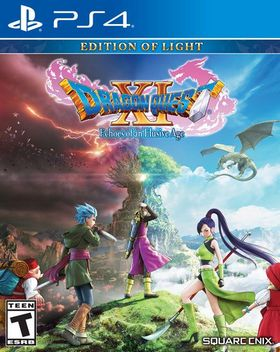 Dragon Quest XI: Echoes of an Elusive Age - Trainer +22 v1.0 {FLiNG}